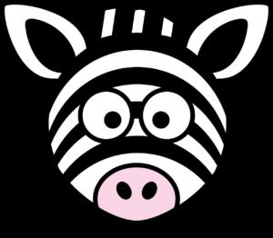 babyreisebett zebra